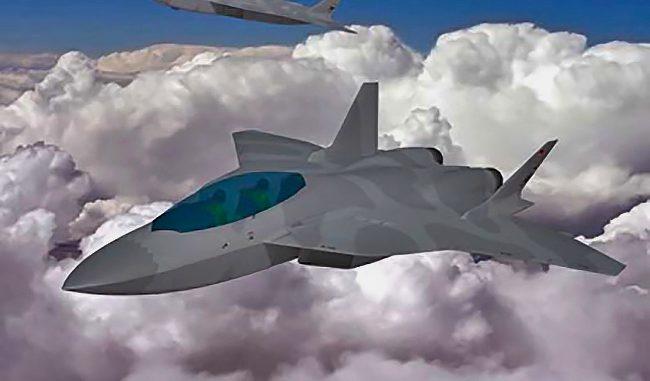 نموذج متوقّع عن طائرة الجيل السادس المستقبلية المشتركة بين فرنسا وألمانيا (Defence Blog)
