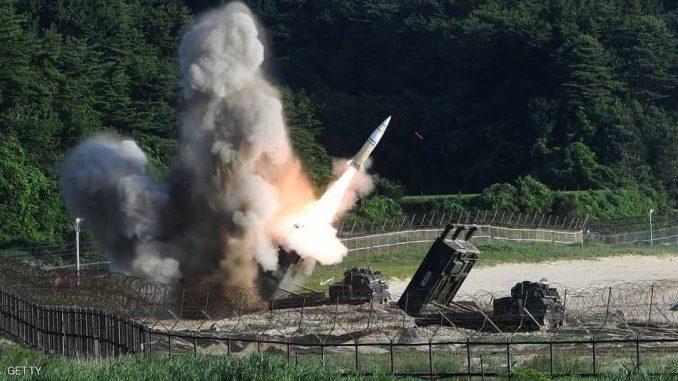 من مناورات جرت بين كوريا الجنوبية والولايات المتحدة في 2017 (صورة أرشيفية)