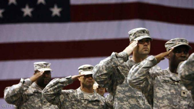 عناصر من الجيش الأميركي ( صورة أرشيفية)