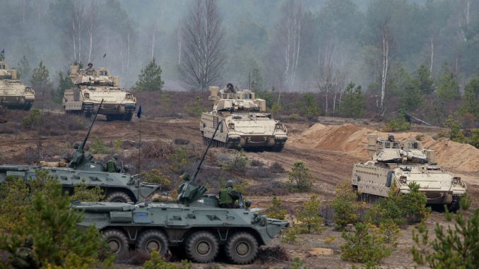قوات من حلف شمال الأطلسي (صورة أرشيفية)