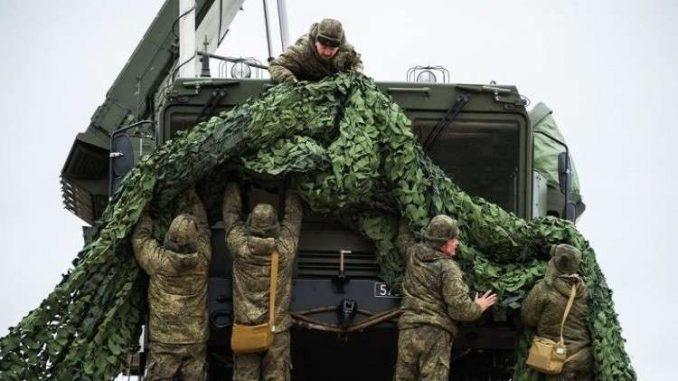 """منظومة """"إس-500"""" للدفاع الجوي"""