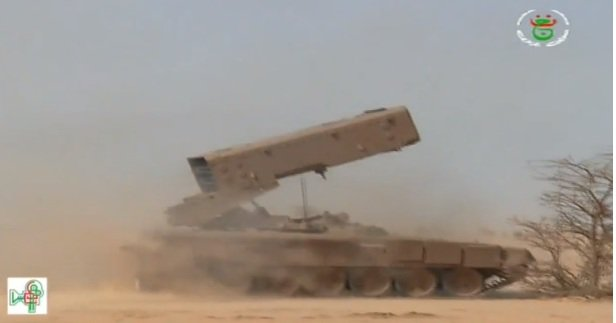 راجمة صواريخ تي أو إس-1