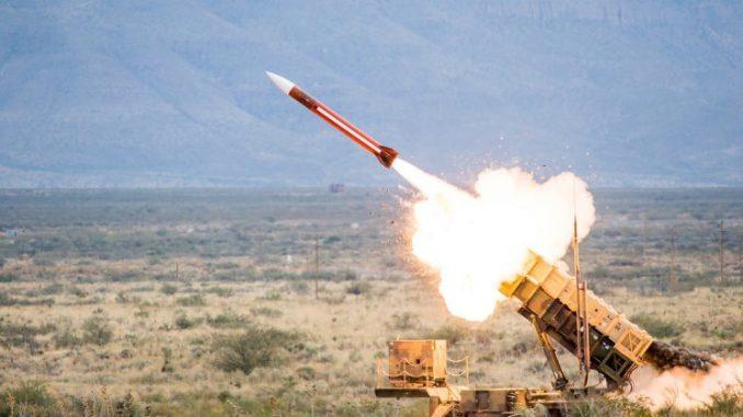 بطارية صواريخ باتريوت (صورة أرشيفية)