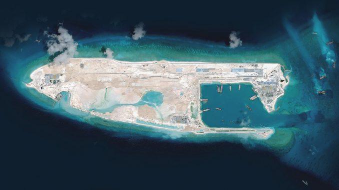 بحر الصين الجنوبي