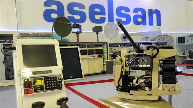 منتجات شركة أسيلسان التركية