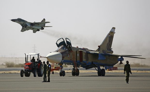 سلاح الجو السوداني