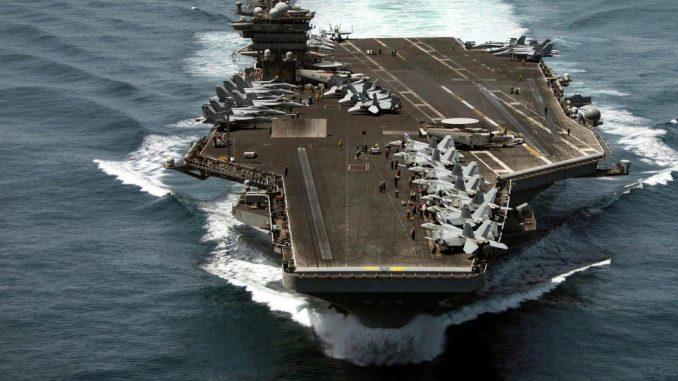 حاملة طائرات أميركية (صورة أرشيفية)