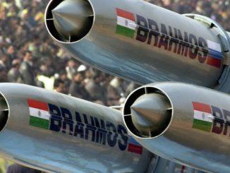 صواريخ براهموس الروسية-الهندية