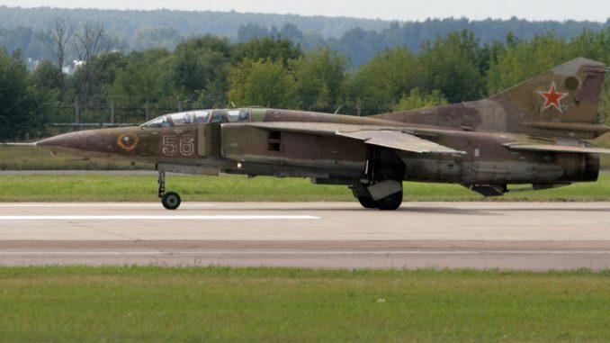 مقاتلة ميغ- 23