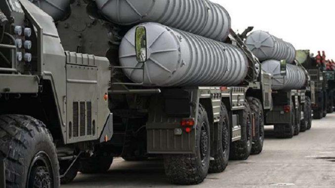 أنظمة الدفاع الجوي من طراز إس-400