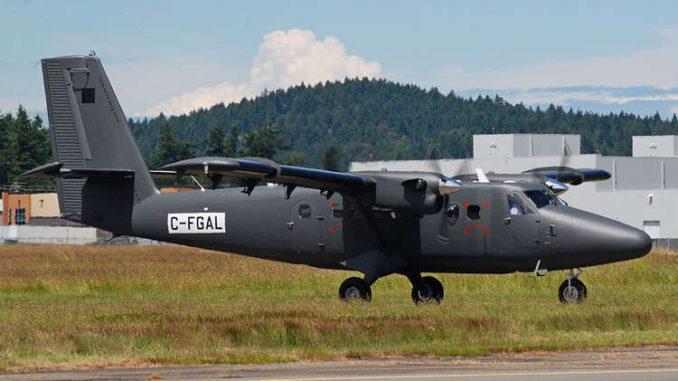 طائرة حربية كندية من طراز DHC-6 Twin Otter 400