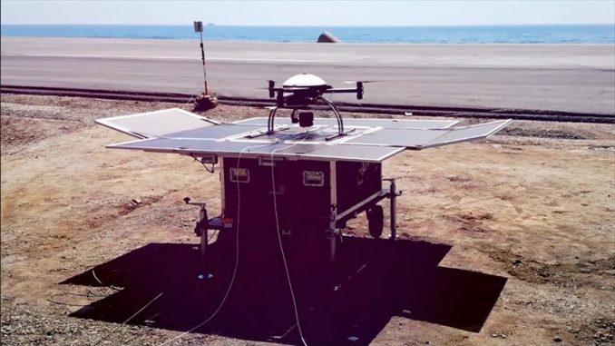 """نظام المراقبة """"تبه غوز"""" - ويعني """"العين العليا"""" - الذي يمكن استخدامه على المدرعات، ناقلات الجنود، والدبابات، وهو كان قد نجح في تجاوز أولى اختباراته بنجاح، في مناورات """"إفس 2018""""، حيث تمكن من الطيران لمدة 50 ساعة (وكالة الأناضول)"""