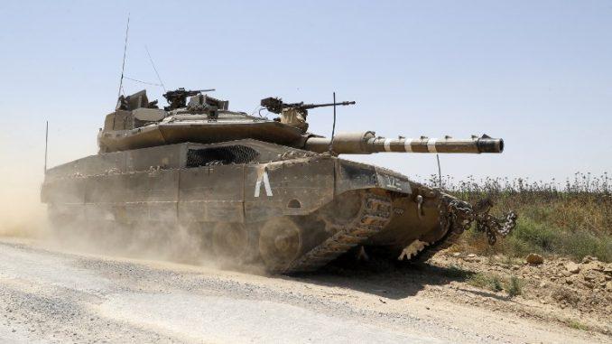 دبابة ميركافا 4