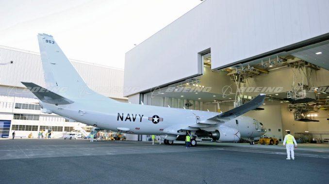 طائرة P-8A Poseidon