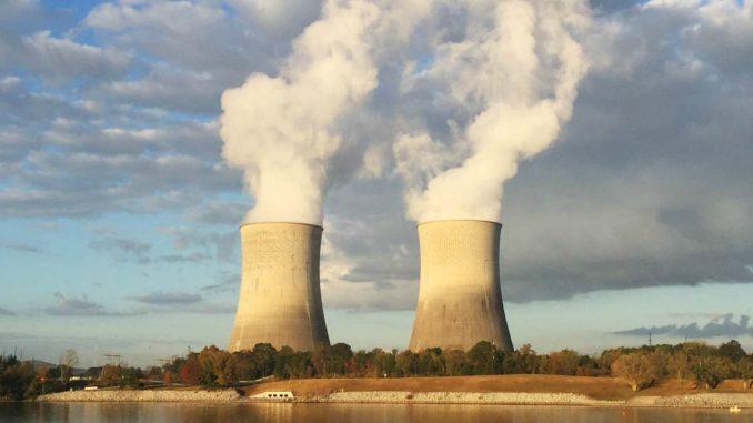 مفاعل نووي (صورة أرشيفية)