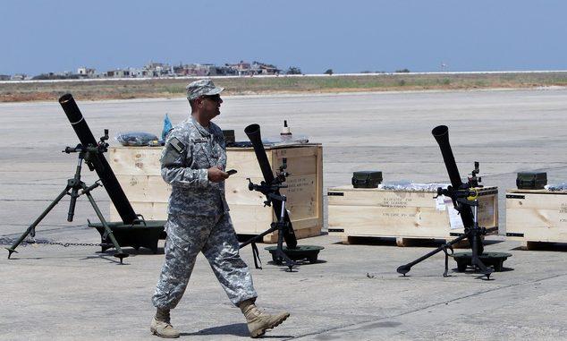 جندي أميركي