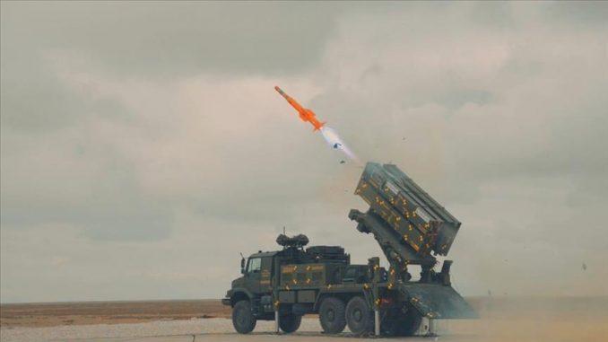 منظومة صواريخ الدفاع الجوي