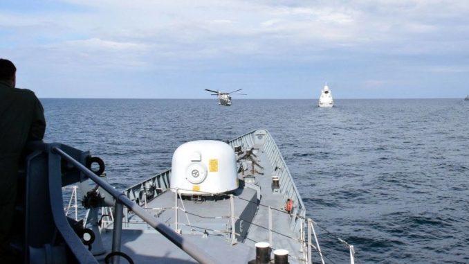 قوات خفر السواحل الأوكرانية