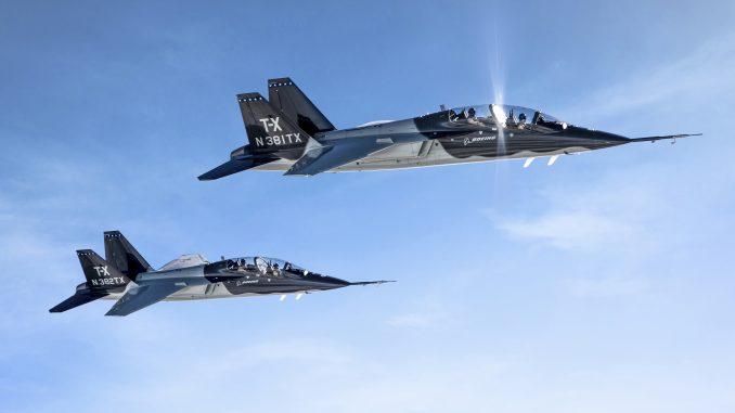 طائرات تدريب من طراز T-X