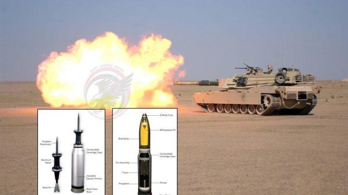 دبابة أبرامز تابعة للقوات المسلحة المصرية (بوابة الدفاع المصرية)