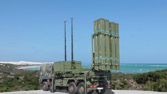 نظام الدفاع الجوي الألماني متوسط المدى IRIS-T SLM (بوابة الدفاع المصرية)
