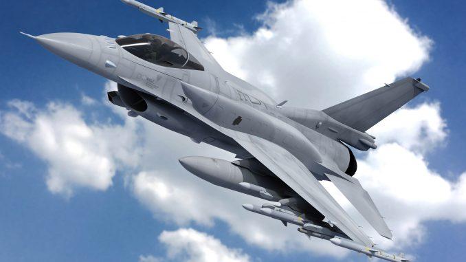 مقاتلة إف-16 (صورة أرشيفية)