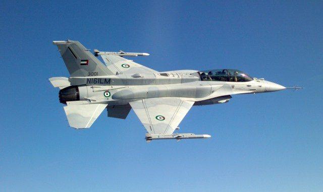 مقاتلة أف-16 بلوك 60 إماراتية