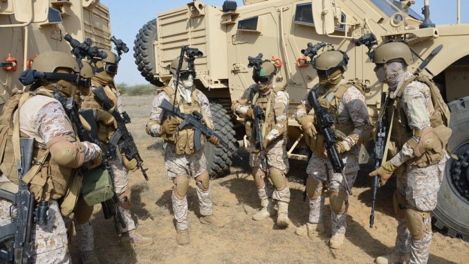 القوات المسلحة السعودية تنهي استعداداتها لتمرين درع-العرب 1 في 29 تشرين الأول/ أكتوبر 2018
