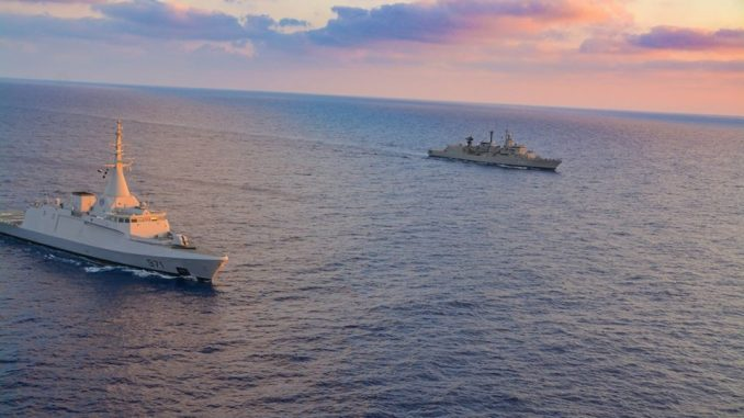 إنطلاق تدريبات ميدوسا 7 في 23 تشرين الثاني/ نوفمبر