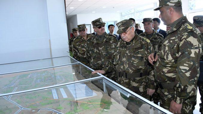 إفتتاح مصنع المتفجرات في العاصمة الجزائرية في 1 تشرين الثاني / نوفمبر