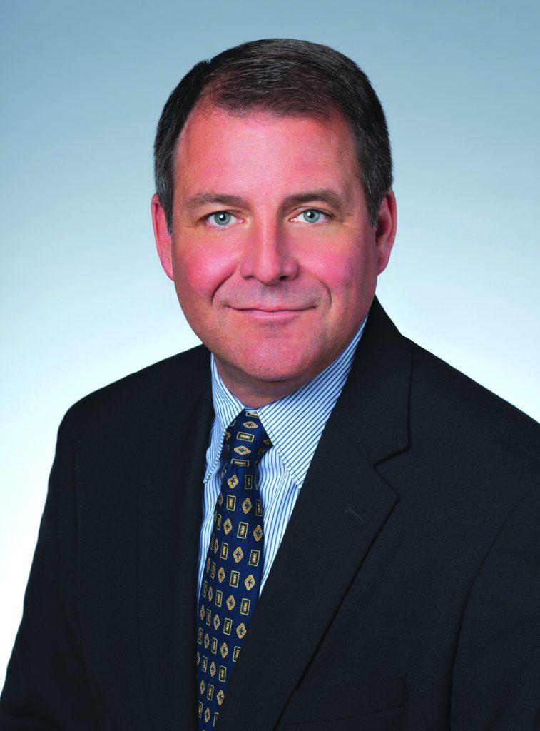 """كنين نيلسون، مدير برنامج أنظمة الأجنحة الثابتة لدى شركة """"لوكهيد مارتن"""" الأميركية"""