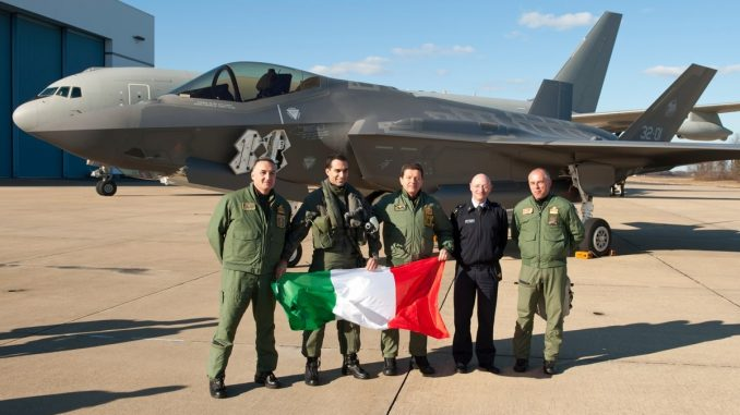 سلاح الجو الإيطالي
