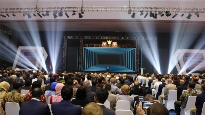 إفتتاح معرض الدفاع الدولي الثامن في جاكارتا – إندونيسيا في 6 تشرين الثاني/ نوفمبر