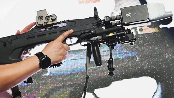 سلاح روسي من الجيل الجديد من طراز Rex 1