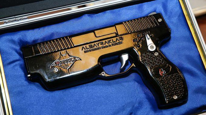 مسدس واتوز التركي (صورة أرشيفية)