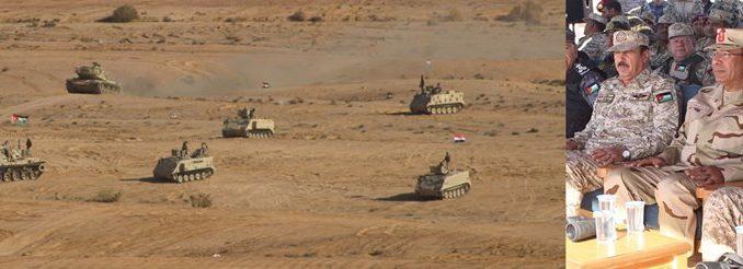 إختتام تدريب العقبة 4 بين القوات المسلحة المصرية والأردنية في 24 كانون الأول/ ديسمبر