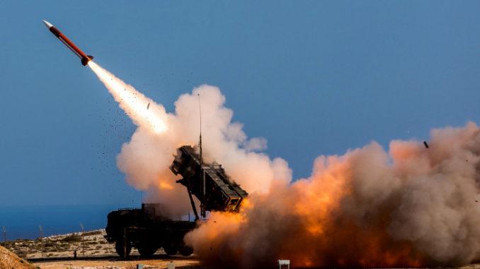 منظومة صواريخ باتريوت (صورة أرشيفية)