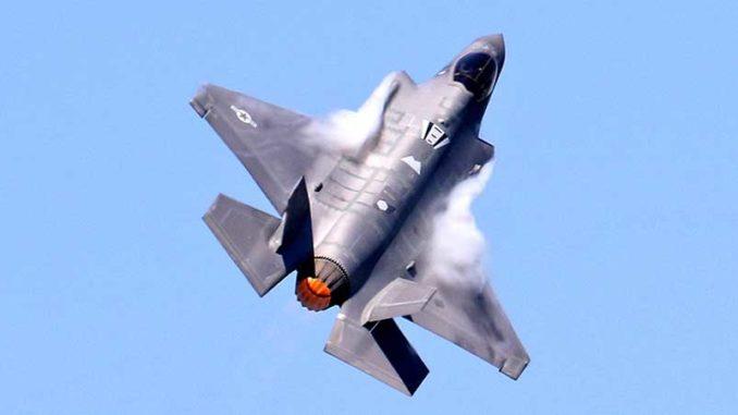 مقاتلة إف-35 الأميركية (صورة أرشيفية)