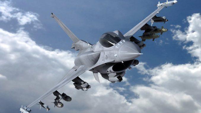 مقاتلة إف-16 بلوك 70 من إنتاج شركة لوكهيد مارتن