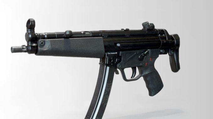 رشاش MP5