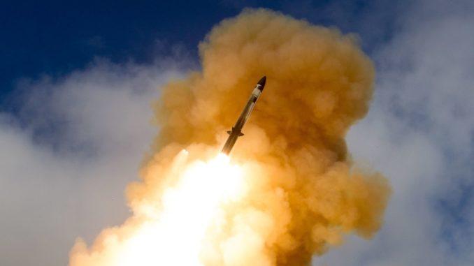 منظومة إعتراض الصواريخ من طراز SME Block IIA (صورة أرشيفية)