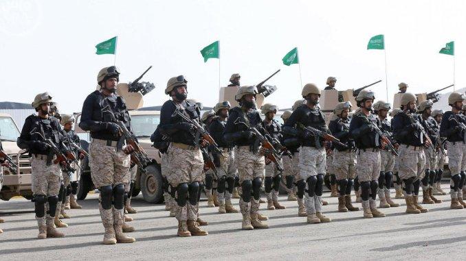 الحرس الوطني السعودي (صورة أرشيفية)