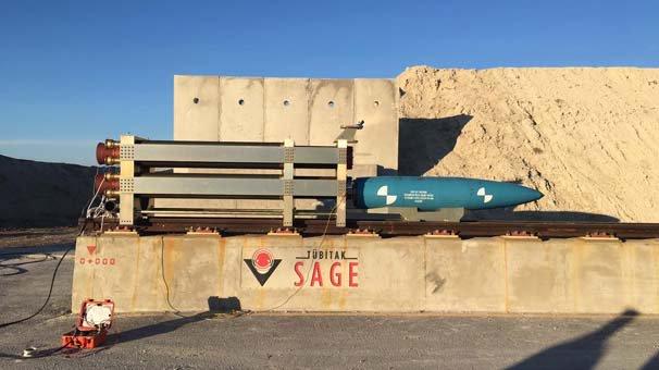 قنبلة تركية من طراز MK-84 (صورة أرشيفية)