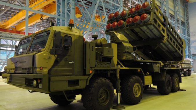 قالت وزارة الدفاع الروسية إن موسكو ستنشر خلال عام 2019 جيلا جديدا من منظومة صواريخ الدفاع الجوي (إس-350 فيتياز)، وهي صواريخ أرض جو يتراوح مداها بين القصير والمتوسط