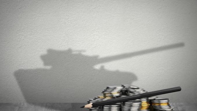 الإنفاق العسكري