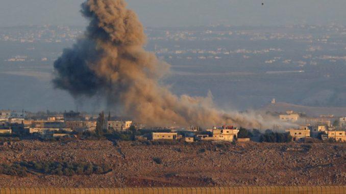 الضربات الإسرائيلية