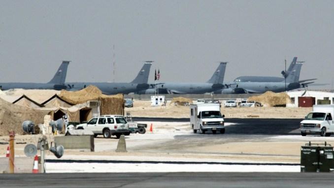 قاعدة العديد الجوية