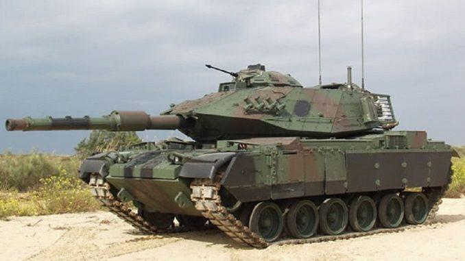 دبابة إم-60