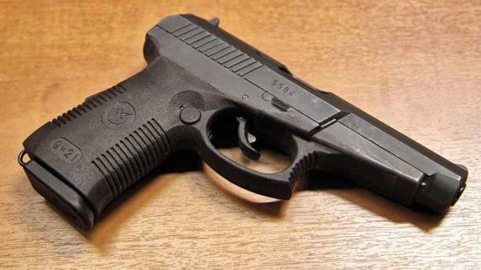 مسدس روسي