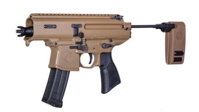 بندقية MPX Copperhead